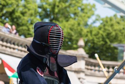 剣道やってるイメージ