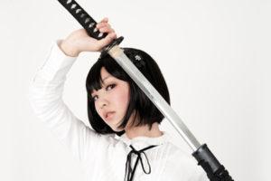 刀剣女子イメージ