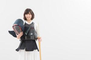 剣道女子イメージ