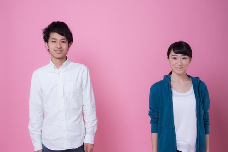 剣道男子と女子のイメージ