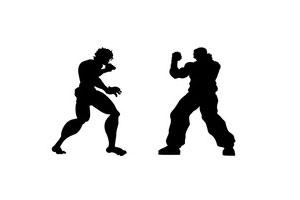 喧嘩のイメージ