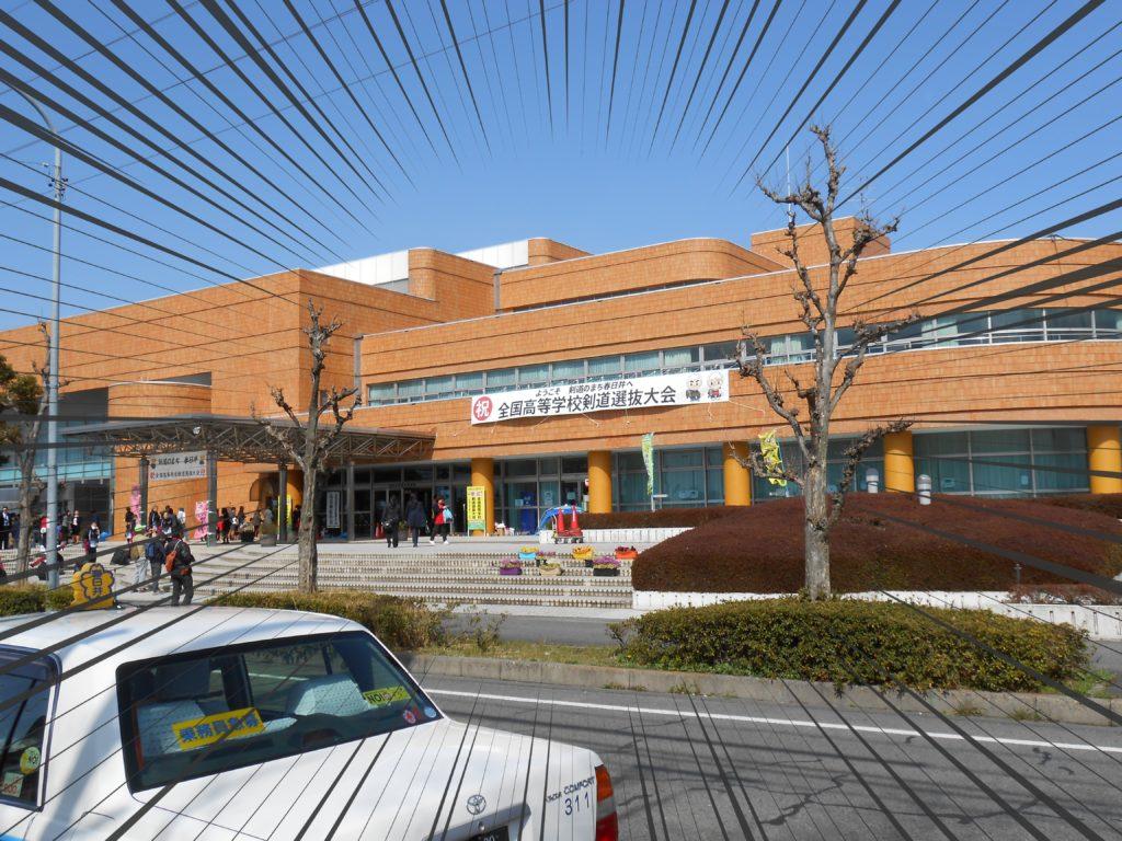 春日井総合体育館1