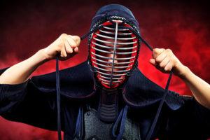 剣道のかっこいいイメージ