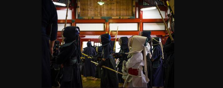 小学中学の剣道部