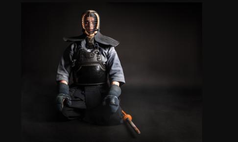 剣道の正座